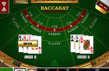 Play baccarat online – enjoy mini baccarat free games on the web